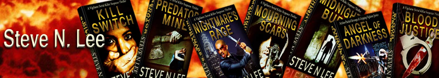 Angel of Darkness Action Thrillers